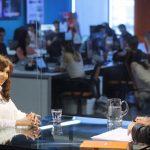 (Video y texto) Cristina respondió acusaciones en entrevista con Luis Novaresio