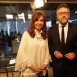 CFK: «Qué paradoja, éste es un gobierno de empresarios y nunca se cerraron tantas empresas y fábricas en tan poco tiempo»