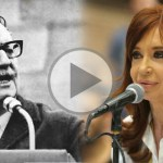 (Video) Cristina recordó a Salvador Allende con un esclarecedor video sobre su derrocamiento