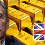 Indignante: Macri enviará a Londres lingotes de oro del Banco Central por U$S 462 millones. Podrán ser embargados por Buitres y bancos internacionales