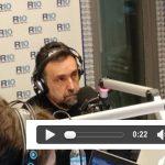 Roberto Navarro denunció la censura en C5N