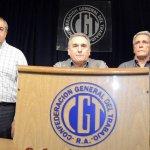 El triunviro de la CGT Juan Carlos Schmid finalmente llamó a votar por Cristina