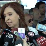 CFK: «La única traición a la Patria que hay en el país es la de utilizar al Poder Judicial para perseguir a opositores»