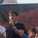 Kicillof: «Encarcelan dirigentes porque creyeron que Cristina tenía un techo y tuvo un piso de 37%»