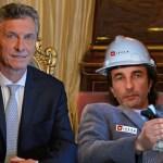 Fiscal pide embargar a Angelo Calcaterra, primo de Macri, por $54 millones por sobornos en caso Odebrecht