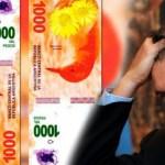 El Gobierno pierde el control de la inflación y comienza a circular billete de $1000
