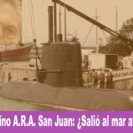 ¿El Gobierno autorizó la salida del A.R.A. San Juan sabiendo que estaba averiado?