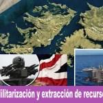 Grave: Gran Bretaña instala escudo antimisiles israelí en Islas Malvinas y aumenta la militarización del Cono Sur