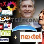 El regalo de Navidad de Macri al Grupo Clarín: avaló la fusión Cablevisión con Telecom. El monopolio controlará telefonía, cable e internet