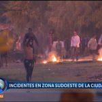 Urgente: se reportan saqueos en Rosario y Tucumán que son reprimidos por Gendarmería