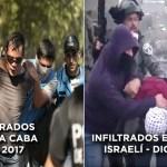 """El sistema de """"infiltrados"""" que usa Patricia Bullrich calcado del que usa Israel contra los palestinos"""