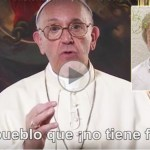 (VIDEO) Gustavo Vera: «No quepan dudas: el video el Papa lo hizo pensando en la reforma en Argentina»
