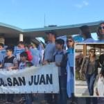 ARA San Juan – A dos meses: «Putin nos respondió en 48hs, Macri sigue de vacaciones y no fue capaz de contestar»