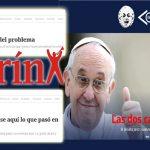 """Clarín y Verbitksy en tandem para deslegitimar a Francisco: Los motivos reales del ataque """"por derecha"""" y """"por izquierda"""""""