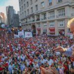 Lula ratifica candidatura y advierte a la élite: «Vamos a volver. No pueden encarcelar el sueño de la libertad. Nunca toleraron el ascenso de los pobres ni fin del ALCA»
