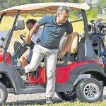 Las prioridades de Macri: una semana más de vacaciones y gastar $1,5 millones en carros de golf para Olivos. Frivolidad con dinero de todos