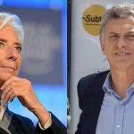 La directora del FMI, Christine Lagarde, llega a la Argentina a exigir más ajuste en salarios y «gasto público»