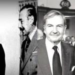 Las cabezas del Poder Real detrás de Videla y Martinez de Hoz: Henry Kissinger y David Rockefeller