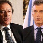Cristóbal López contra Macri: «Acá parece que todo lo que huela a Cristina hay que meterlo preso, el objetivo es Cristina»