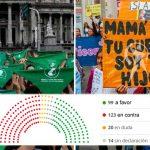 123 diputados rechazan legalizar el aborto y ya hay una tendencia. La opinión de la Academia Nacional de Medicina