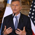 Macri apoyó el bombardeo con misiles a Siria por parte de EEUU y repitió el verso de las «armas químicas»