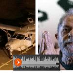 Se filtró un escandaloso audio del avión en el que trasladaron a Lula a Curitiba