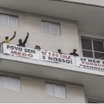 El Movimiento de los Trabajadores Sin Techo tomó el departamento que Moro le adjudicó a Lula