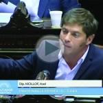 """(VIDEO) Axel Kicillof en Diputados: """"Parece que """"cambiar"""" era volver al FMI. Este es el mejor equipo de echarle la culpa a otros"""""""