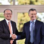 Macri ahora endeuda a la Argentina con el Banco Mundial por U$S 300 millones de dólares