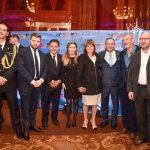 Macri envió a su gabinete a festejar el 70 aniversario del Estado de Israel en medio de la masacre en Gaza y el escándalo de la DAIA