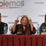 Aportantes truchos: Gustavo Vera denunció a Carrió por el lavado de dinero de campaña y presentó pruebas
