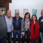 Cristina Kirchner selló la paz y la unidad con Hugo Moyano, retomando la construcción sindical del peronismo