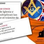 """Clarín promueve la """"separación de la Iglesia del Estado"""". Los lazos con la Masonería de la Coalición Argentina por un Estado Laico (CAEL)"""