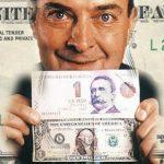 El Tesoro de EEUU propone una convertibilidad para Argentina como en los 90