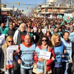 Como en dictadura, secuestraron a una docente en Moreno y la torturaron por protestar contra el Gobierno