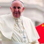 El Papa Francisco a punto de cerrar un histórico acuerdo entre China y el Vaticano