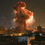 El Estado de Israel bombardea la Franja de Gaza: palestinos muertos y destrucción del canal de TV Al Aqsa