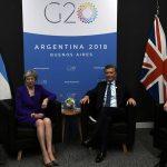 A 36 años de la Guerra de Malvinas, Macri recibió a Theresa May y no habló de nuestras islas