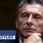 Yacylec: revelan que otra empresa de Macri debe $46 millones al Estado. En 2016 la había transferido a Panamá