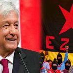 """AMLO: El EZLN hostiga por """"izquierda"""" a la esperanza del pueblo mexicano. Por Gabriel Fernández"""
