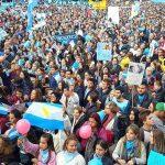 Convocan a Marchas por la Vida en todo el país para este sábado 23 de marzo