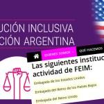 """Una ONG apoyada por la Embajada de EEUU propone reescribir la Constitución en """"lenguaje inclusivo"""""""