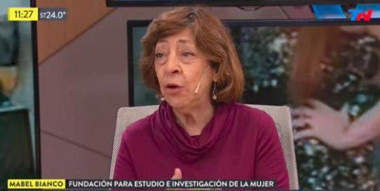"""""""Lenguaje inclusivo"""": Una solución engañosa para la desigualdad social. MabelBianco1"""