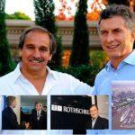 «Puerto Caputo»: el nuevo gran negocio de Macri desde el Estado. Una concesión hasta 2069