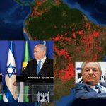 Selva Amazónica: tironeada entre el sionismo privatista de Bolsonaro y el globalismo de las ONG's