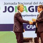 Macri ya decepciona hasta a las entidades del agro. Para mantener apoyo del FMI no anunció baja de retenciones