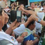 Evo Morales supera por 10 puntos a su rival y logra su reelección sin ir a ballotage