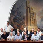 """Alberto Fernández a la CGT: """"El Movimiento Obrero es parte del Gobierno que asumirá el 10 de diciembre"""""""
