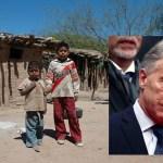 Según la UCA, la pobreza en Argentina llegó al 40,8%. Macri finaliza su mandato con récord de pobreza