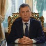 Indignante: Macri no habló de pobreza (40%), desempleo, industria ni del ARA San Juan